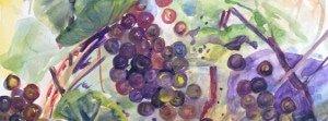 Retiring Vines - Leota Bauman