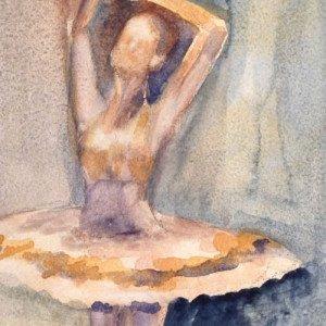 Ballet Dancer - Lee Bauman