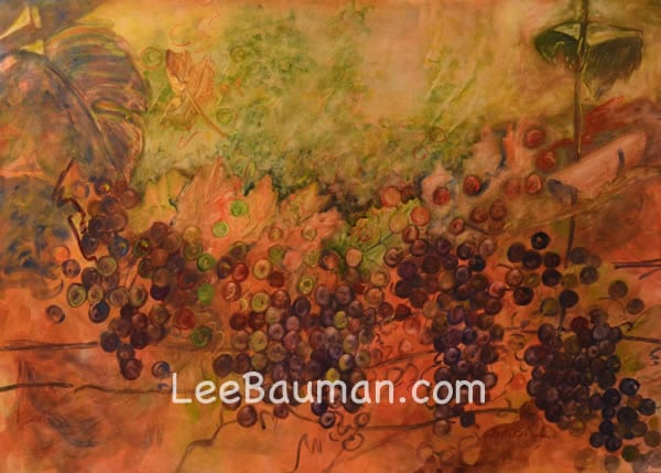 Grapeolio - Lee Bauman