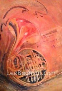 Jack's Horn - Lee Bauman