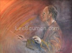Maestro Philip J Bauman - Lee Bauman