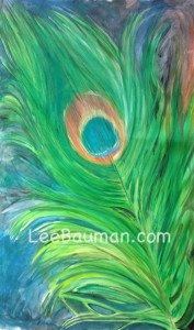 Peacock - Lee Bauman