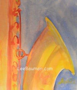 Sax Too - Lee Bauman