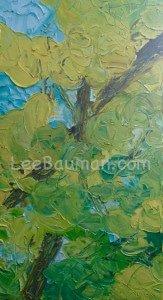 Yellow Tree - Lee Bauman