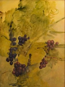 Grape Dyptich 1