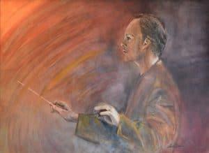 Maestro Philip J. Bauman