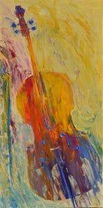 Marjorie's Cello