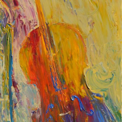 Marjorie's Cello