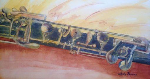Oboe Keys