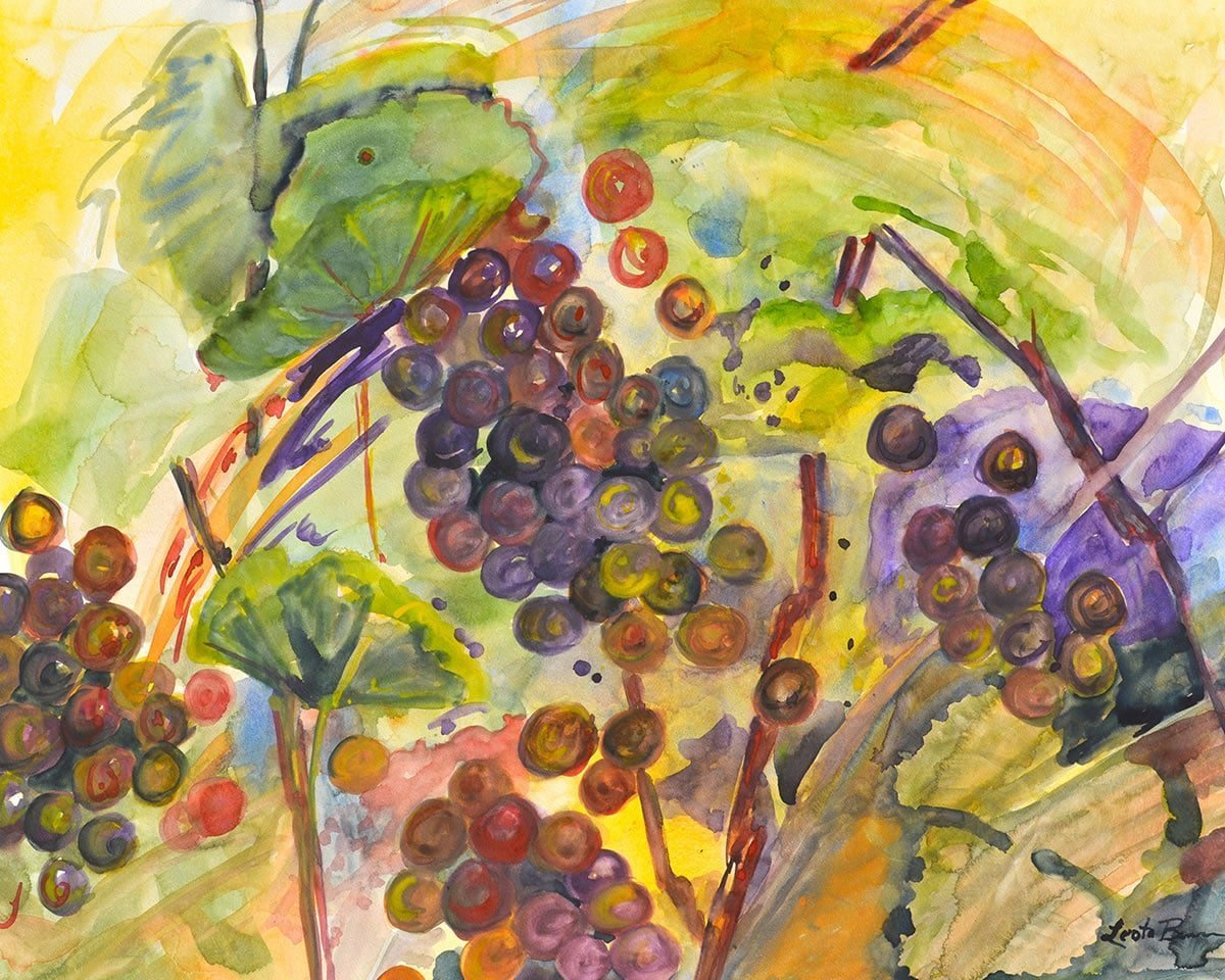 Retiring Vines