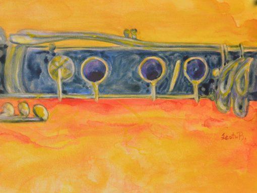 Spotlight on Clarinet Keys