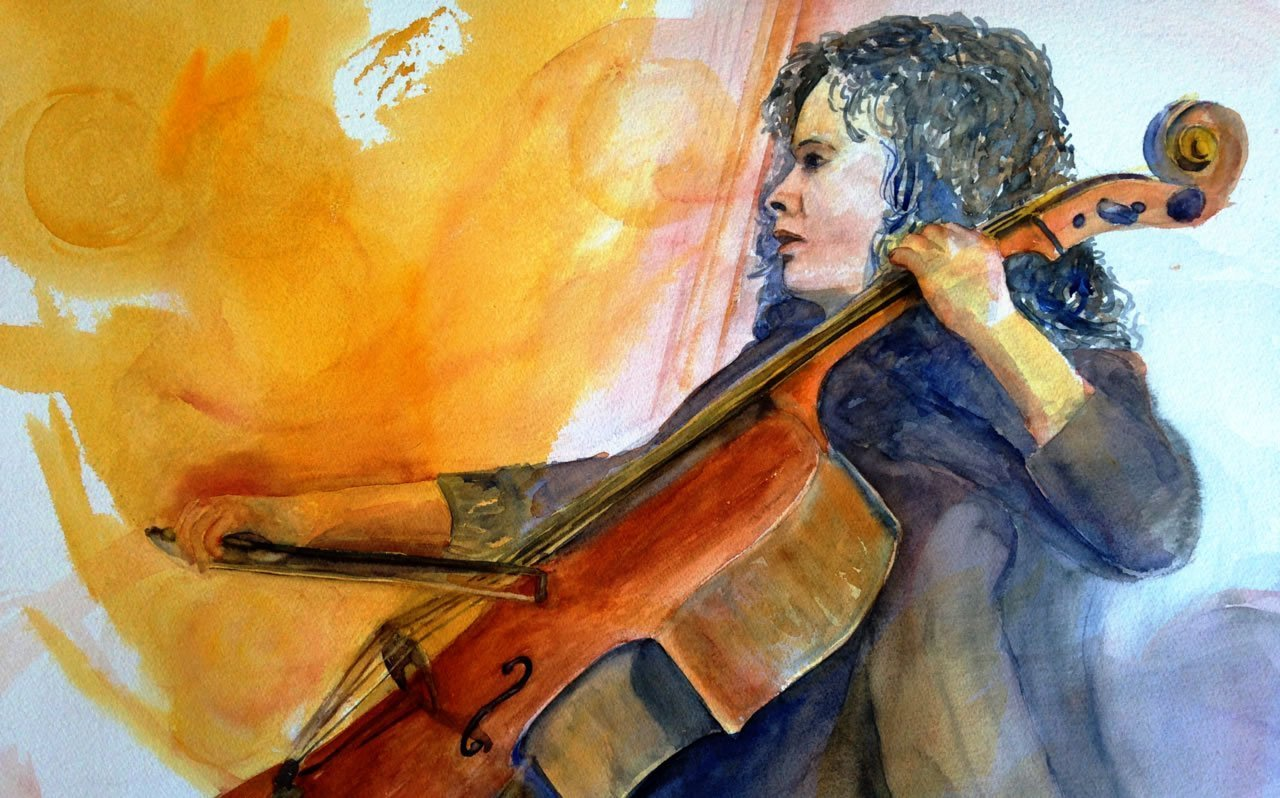 Cello Portrait
