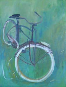 Vintage Brown Bike