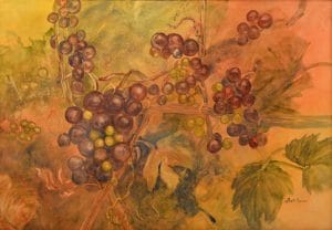Crimson Grapes