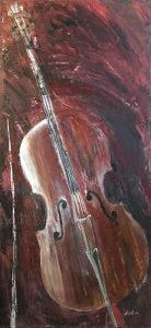 Black Pearl Cello