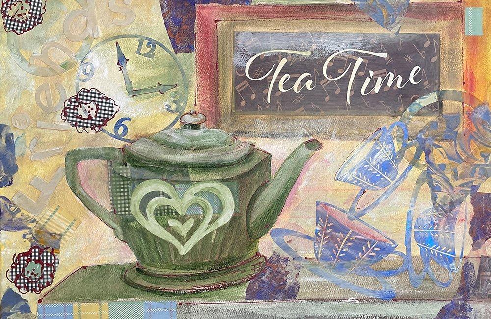 Tea Time Home